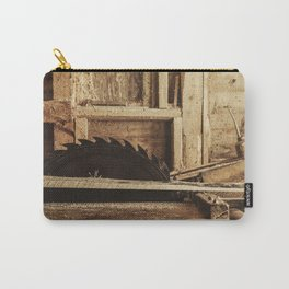 The Sawmill Carry-All Pouch
