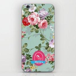 Merel's Case 1 iPhone Skin