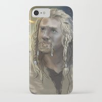 fili iPhone & iPod Cases featuring Fili by PrintsofErebor