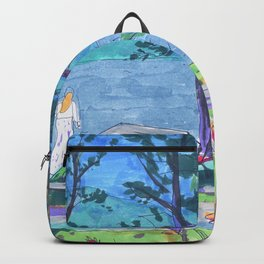 summer camp Backpack