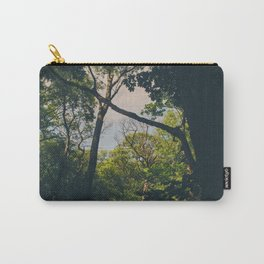 A frame within a frame Carry-All Pouch