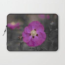 Dream Of Cistus Rock Rose Laptop Sleeve