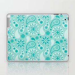 Bohemian Dream in Turquoise Laptop & iPad Skin