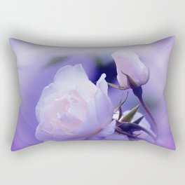 dreaming lilac -8- Rectangular Pillow
