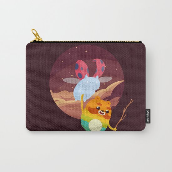 Impossibug Carry-All Pouch