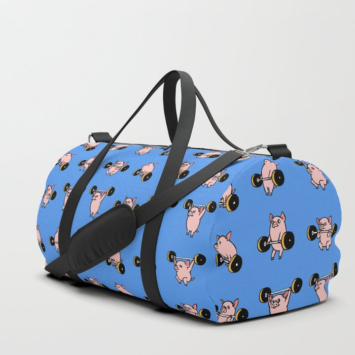 Olympic Lifting Pig Duffle Bag