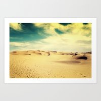 Art Print featuring Always by Yourside by simbolique