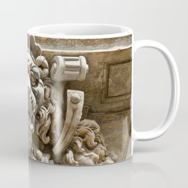 Stone lion Coffee Mug