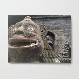 Beast of Patan Metal Print