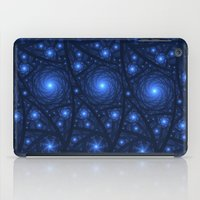 starry night iPad Cases featuring Starry Starry Night by Lyle Hatch