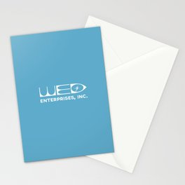 WED Enterprises Inc. Stationery Cards
