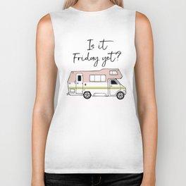 Is It Friday Yet? Biker Tank
