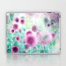 Dream Flowers Pink Laptop & iPad Skin