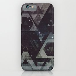 tyx tryy iPhone Case