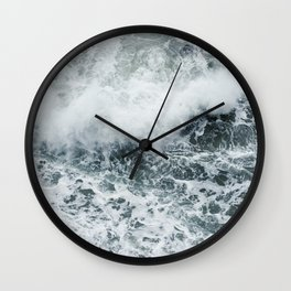 Crashing Wall Clock