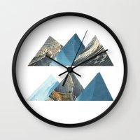 aquarius Wall Clocks featuring Aquarius by American Cut