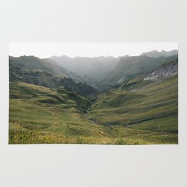 Little People - Landscape Photography Rug