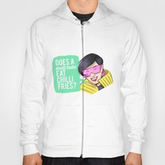Does a Mall  Hoody