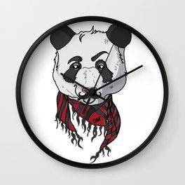 Be the Panda. Wall Clock