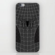 Spider-Man Black iPhone & iPod Skin
