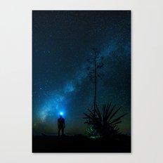 El Mirador, Guatemala Canvas Print
