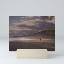 Kai Iwi Beach I Mini Art Print