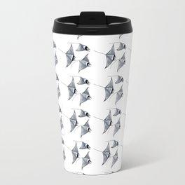 Manta ray devil fish Travel Mug