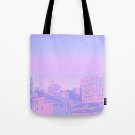 Sailor City Tote Bag