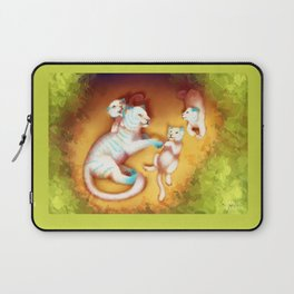 With Mom Laptop Sleeve