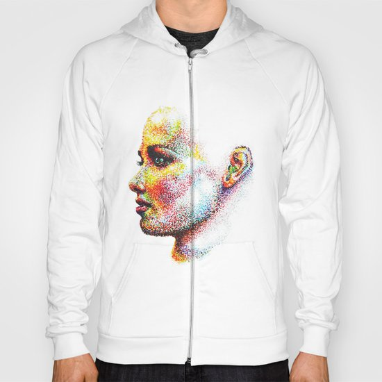 Head Pointed Out Hoody