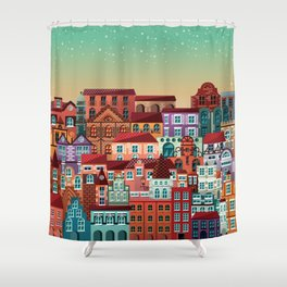 Homes Shower Curtain