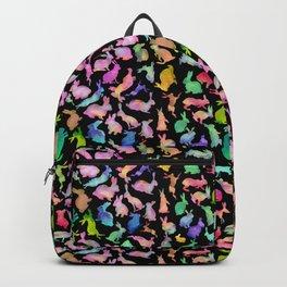 Soul Bunny - Spring Time - Dark Backpack