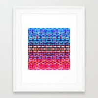 martini Framed Art Prints featuring Martini by Ornaart