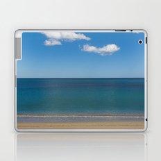 Stripes of blue Laptop & iPad Skin