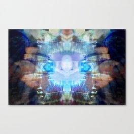 INnerSpacePilgrimage Canvas Print