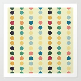 Dot Spot Art Print