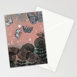 Night Garden (2) Stationery Cards