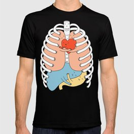 Hugs Keep Us Alive 2 T-shirt