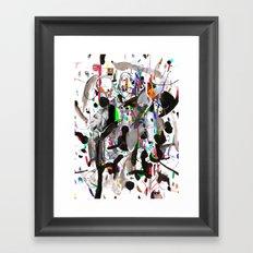 des5 Framed Art Print