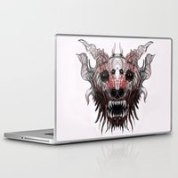 beast Laptop & iPad Skins featuring Beast by WES EXOTIC IMAGERY