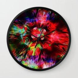 Ori Flo Wall Clock