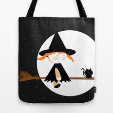 Halloween Cartoon Tote Bag