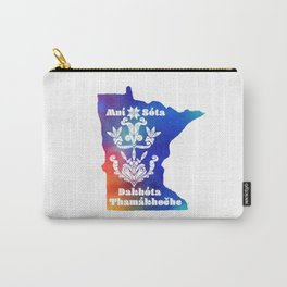 Minnesota: Dakota Homelands Carry-All Pouch
