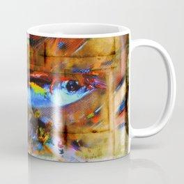 painting fish Coffee Mug