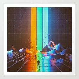 RGB (08.07.15) Art Print