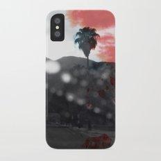 ROSSO/BLU in L.A. Slim Case iPhone X