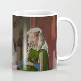 Van Eyck - Arnolfini Portrait Coffee Mug