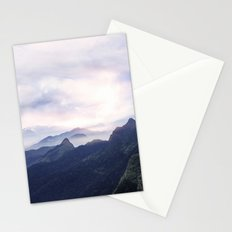 Silent sunset II Stationery Cards