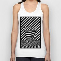 tequila Tank Tops featuring Trippin' Tequila by Ana Lillith Bar