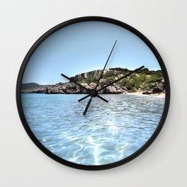 BEACH DAYS 49 Wall Clock
